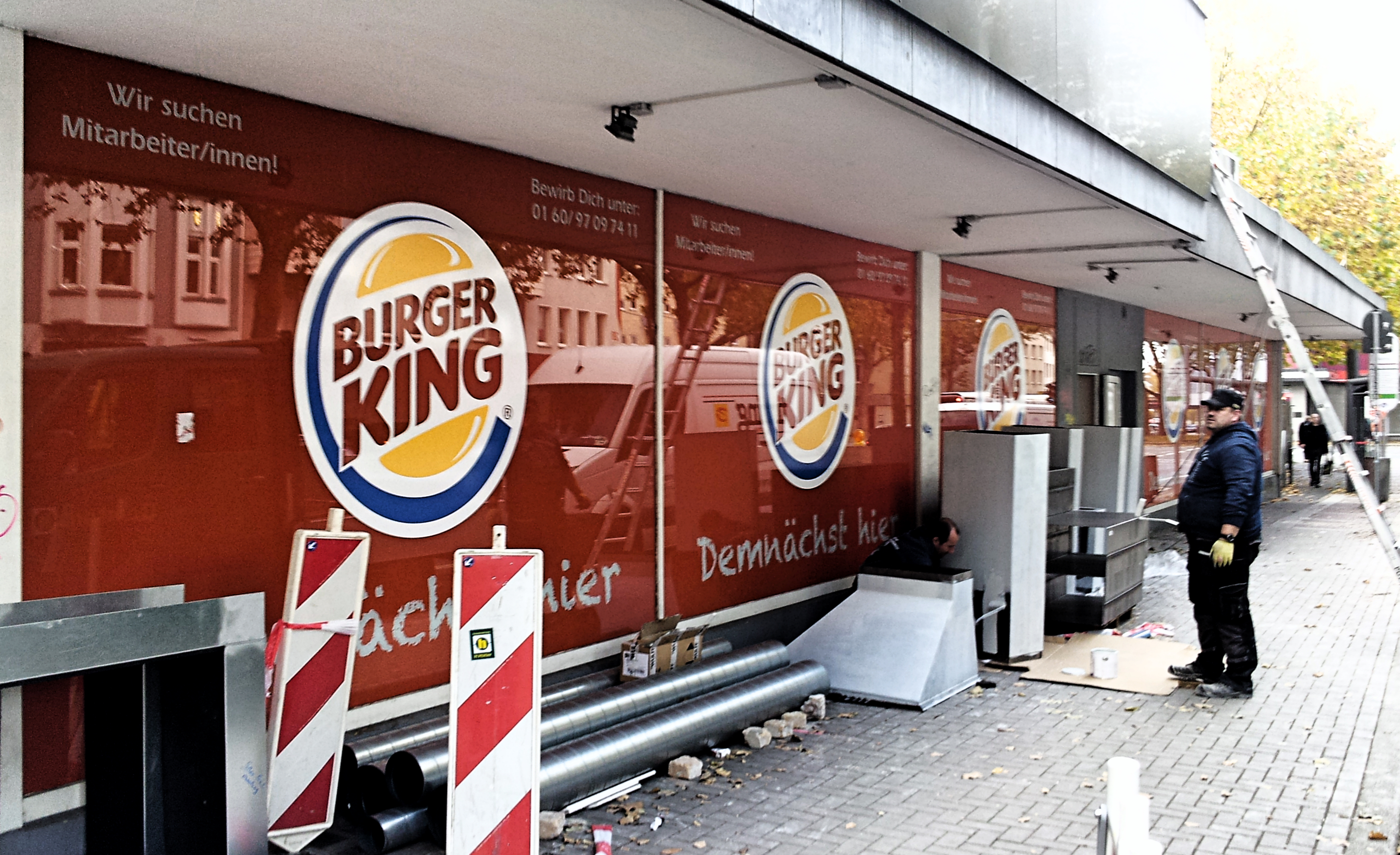 burger king bochum punkt cool. Black Bedroom Furniture Sets. Home Design Ideas