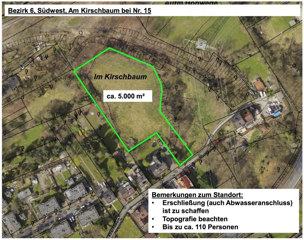 Bezirk 6, Suedwest Am Kirschbaum bei Nr. 15