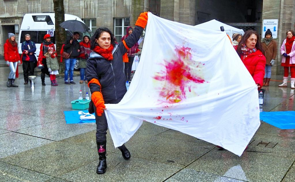 one billion rising bochum rathaus