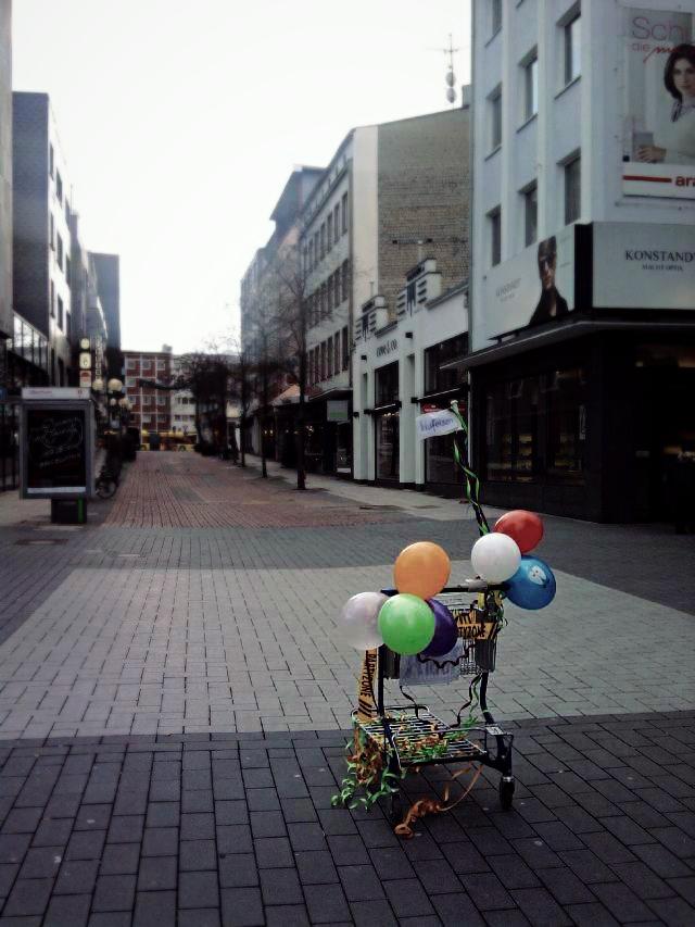 rosenmontagszug bochum city
