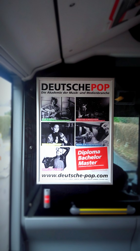 Deutsche Pop in Bochum