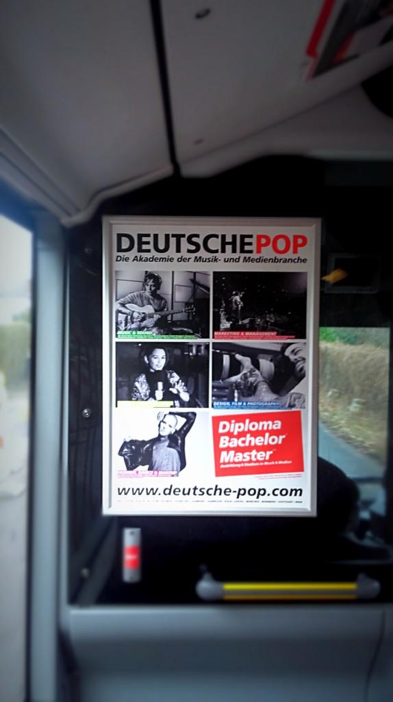Deutsche Pop in Bochum