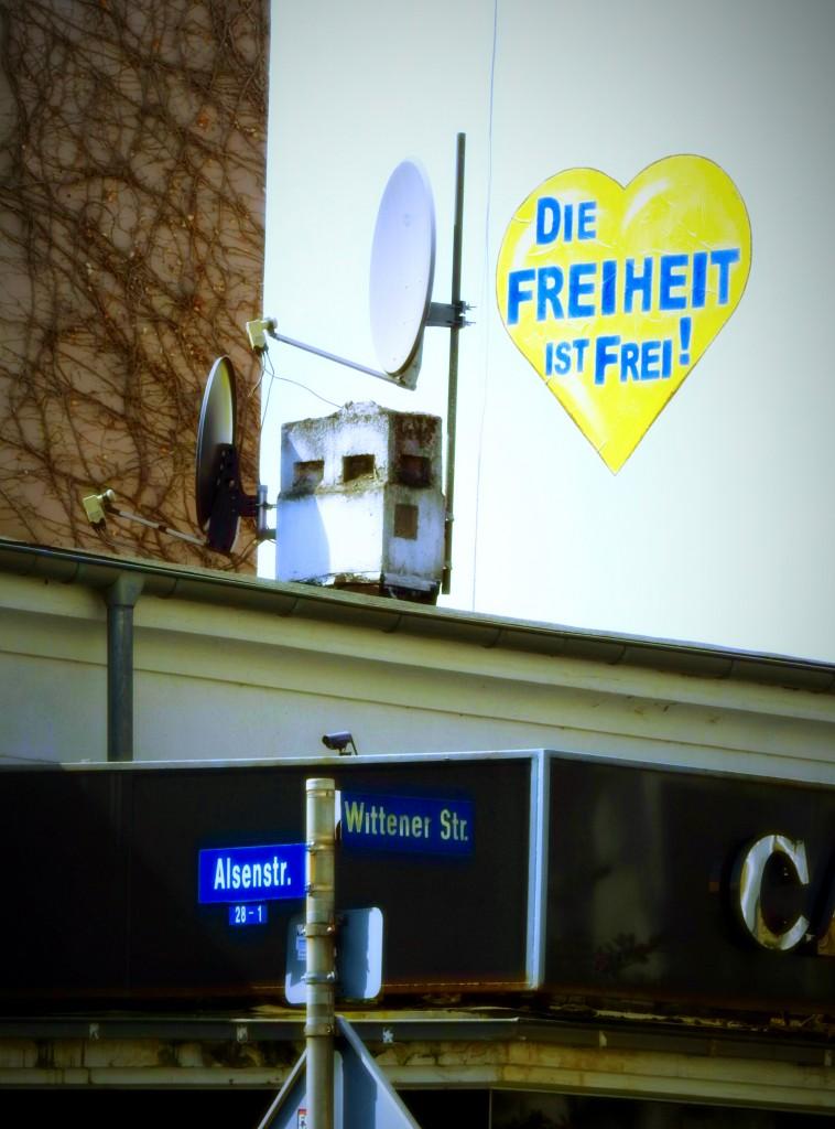 die freiheit ist frei alsenstraße bochum