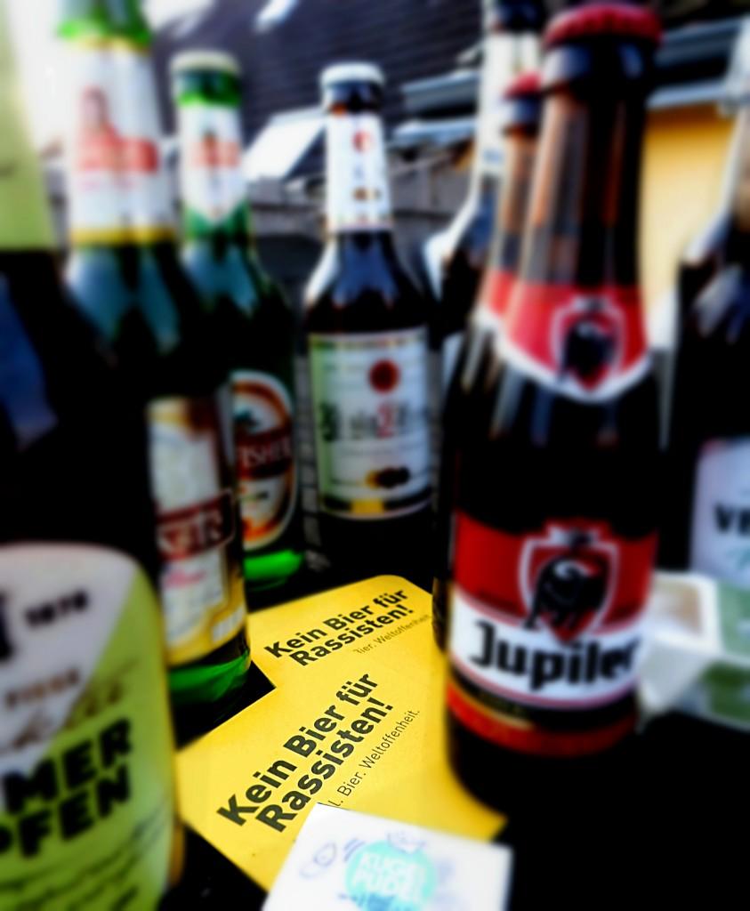 kein bier für rasssten bochum