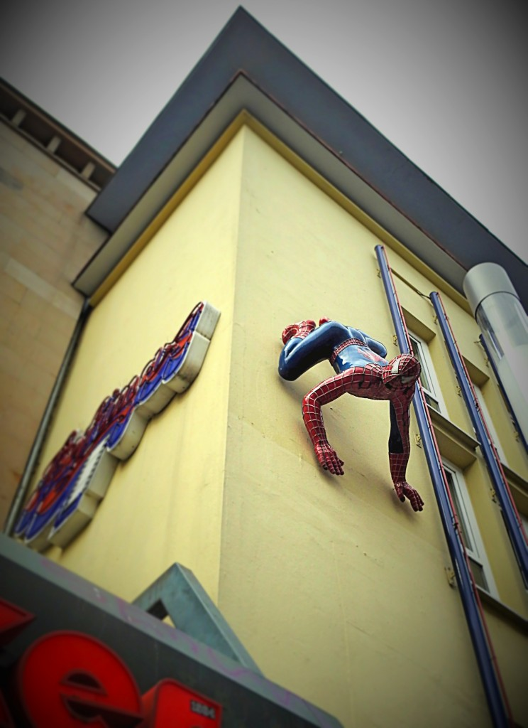 spiderman bofimax bochum