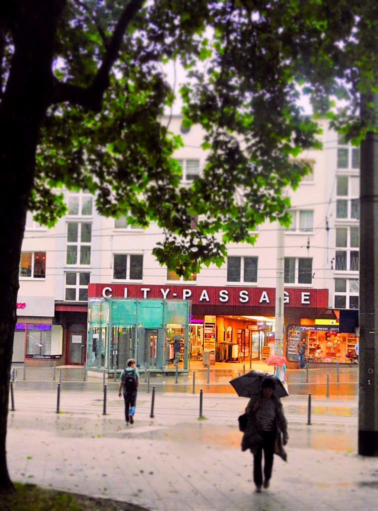 city passage bochum