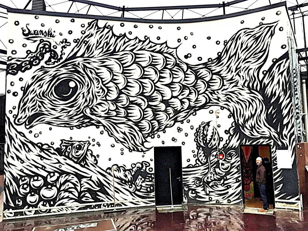 swanski mural bochum spot