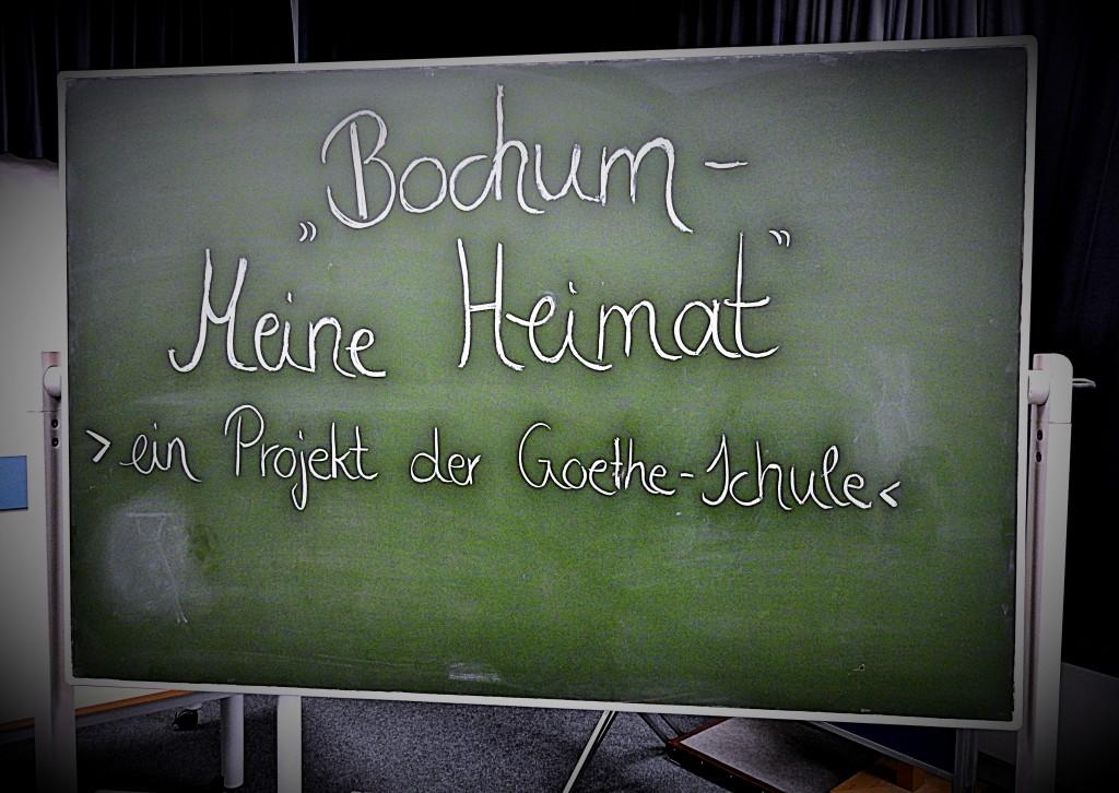 Bochum meine Heimat Goethe 1