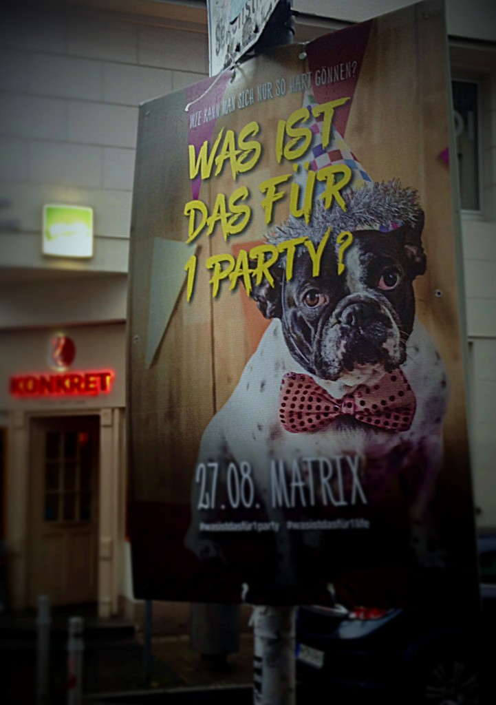 was ist das für eine party