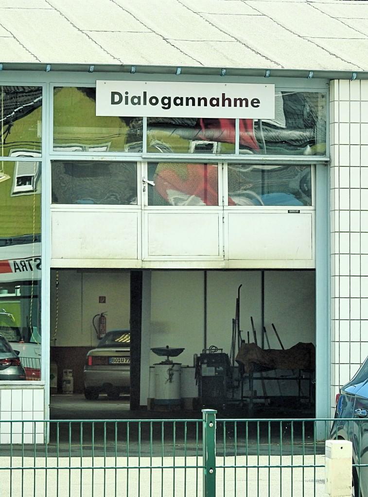 dialogannahme bochum
